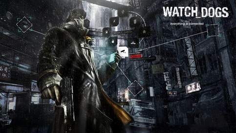 Литерал Watch Dogs BBLOG