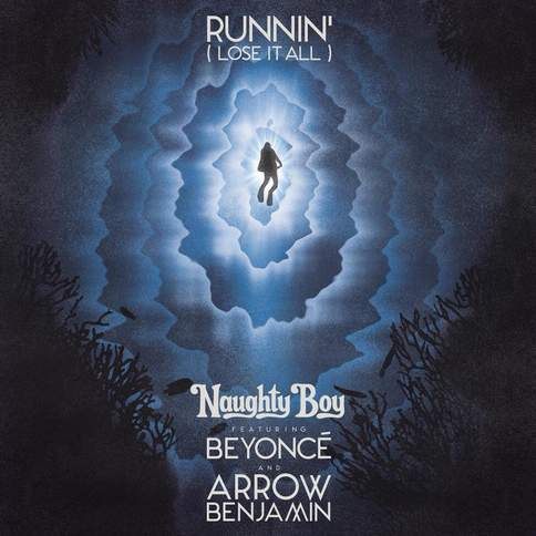 Runnin' (Lose It All) [Official Instrumental] Beyonce Ft. Naughty Boy & Arrow Benjamin