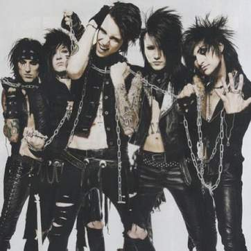 [Perfect Weapon] [Black Veil Brides]