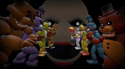 Five Nights at Freddy's 2 [RUS] 5 ночей с Фредди 2