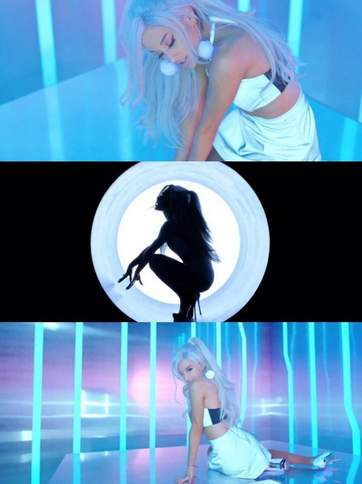 'Focus' at AMAs 2015 Ariana Grande