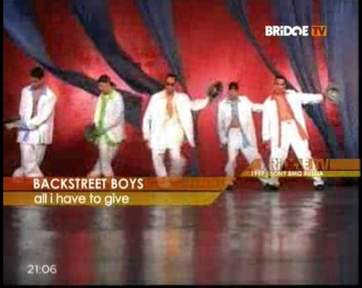 All I Have To Give Backstreet Boys
