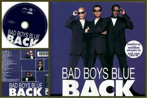 Lady In Black '98 Bad Boys Blue