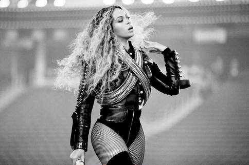 Formation Beyonce