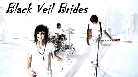 Knives and Pens Black Veil Brides