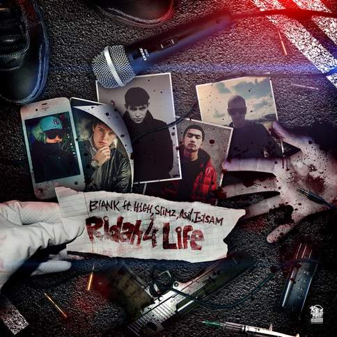 Ridah For Life (Prod. by Scady) BLANK