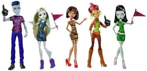 We Are Monster High Catty Noir