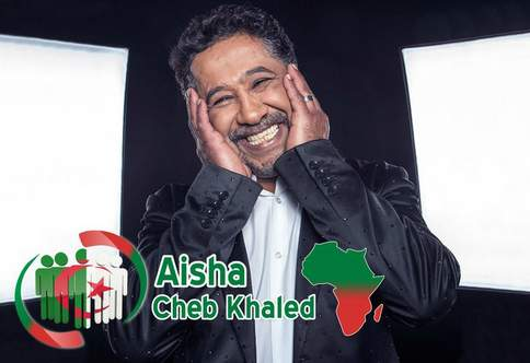 Aisha (salsa version) Cheb Khaled