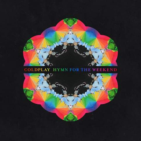 hymn for the weekend (original) coldplay