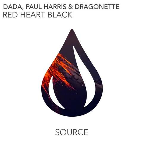 Red Heart Black (Radio Edit) (bass by Valbig) Dada & Paul Harris & Dragonette