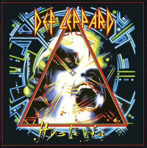 Release Me (Performed by Stumpus Maximus & The Good Ol' Boys) Def Leppard - Hysteria 1987