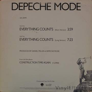 Everything Counts Depeche Mode
