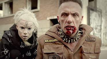 Ugly Boy (video mix) Die Antwoord