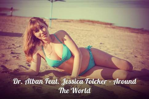 Around The World (Live Melodifestivalen 2014) Dr. Alban feat. Jessica Folcker