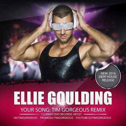 Black And Gold (Right Hand Barber's Dubby Mix) Ellie Goulding