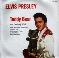 Teddy Bear Elvis Presley