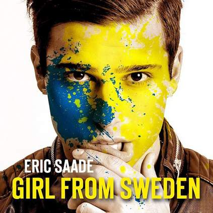 Girl From Sweden Eric Saade