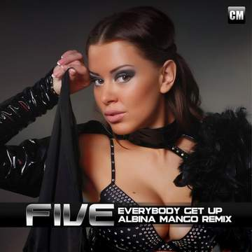 Everybody Get Up (Albina Mango Remix) [Clubmasters Records] Five
