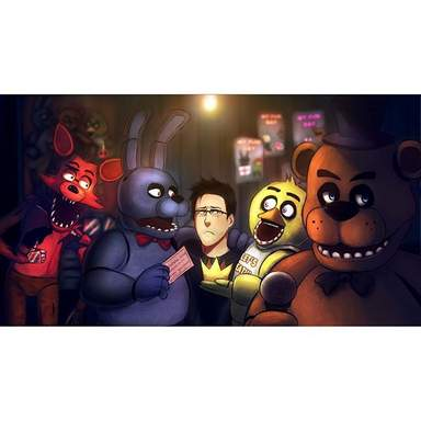 Stay Calm (без слов) Five Nights at Freddy's