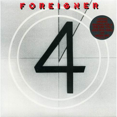 Waiting for a girl like you Foreigner