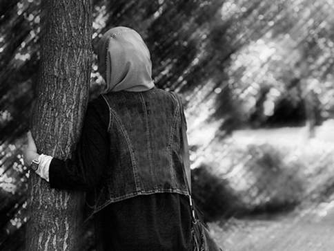 грустные исламские картинки