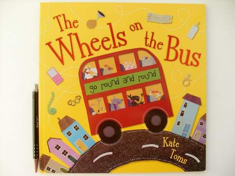 The Wheels On The Bus Kids song