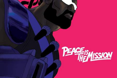 Be Together (feat. Wild Belle) (Paxel Remix) Major Lazer