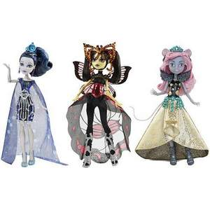 1 Рэп песня Кэтти и Фараона Monster High: Boo York, Boo York