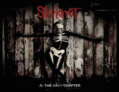 If Rain Is What You Want Slipknot - 5 The Gray Chapter (2014)
