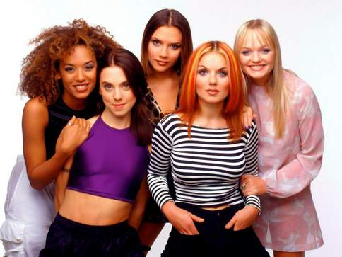 If you wanna be my lover Spice Girl