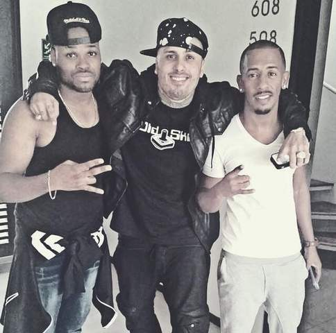 Nicky Jam -Travesuras [T.E]