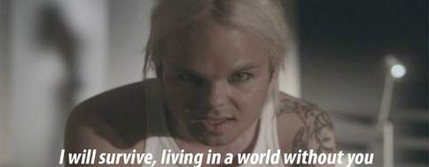 Livin in a world without you The Rasmus